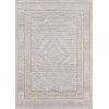 This item: Isabella Geometric Gray Rectangular: 7 Ft. 10 In. x 10 Ft. 6 In. Rug