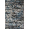 This item: Juliet Distressed Charcoal Rectangular: 7 Ft. 6 In. x 9 Ft. 6 In. Rug
