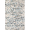 This item: Juliet Distressed Blue Rectangular: 5 Ft. x 7 Ft. 6 In. Rug