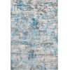 This item: Juliet Abstract Blue Rectangular: 7 Ft. 6 In. x 9 Ft. 6 In. Rug