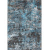 This item: Juliet Abstract Charcoal Rectangular: 7 Ft. 6 In. x 9 Ft. 6 In. Rug