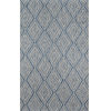 This item: Lake Palace Blue Rectangular: 3 Ft. 3 In. x 5 Ft. Rug