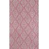 This item: Lake Palace Pink Rectangular: 7 Ft. 10 In. x 10 Ft. 10 In. Rug