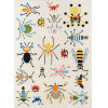 This item: Lil Mo Whimsy Bug Ivory Rectangular: 3 Ft. x 5 Ft. Rug