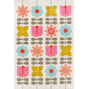 This item: Lulu Ivory Rectangular: 7 Ft. 6 In. x 9 Ft. 6 In. Rug