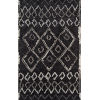 This item: Margaux Black Rectangular: 2 Ft. x 3 Ft. Rug