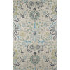 This item: Newport Floral Blue Rectangular: 8 Ft. x 10 Ft. Rug