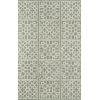 This item: Palm Beach Lake Trail Green Rectangular: 7 Ft. 6 In. x 9 Ft. 6 In. Rug