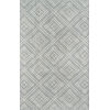 This item: Palm Beach Gray Rectangular: 7 Ft. 6 In. x 9 Ft. 6 In. Rug