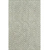 This item: Palm Beach Brazilian Avenue Green Rectangular: 7 Ft. 6 In. x 9 Ft. 6 In. Rug