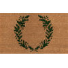 This item: Park Holiday Laurel Green Rectangular: 1 Ft. 8 In. x 2 Ft. 9 In. Rug