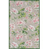 This item: Summer Garden Gray Rectangular: 3 Ft. 6 In. x 5 Ft. 6 In. Rug