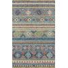 This item: Tangier Oriental Blue Rectangular: 9 Ft. 6 In. x 13 Ft. 6 In. Rug