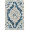This item: Tangier Medallion Blue Rectangular: 5 Ft. x 8 Ft. Rug