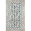This item: Tangier Geometric Blue Rectangular: 9 Ft. 6 In. x 13 Ft. 6 In. Rug