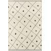 This item: Thompson Appleton Ivory Rectangular: 3 Ft. 6 In. x 5 Ft. 6 In. Rug