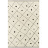 This item: Thompson Appleton Ivory Rectangular: 7 Ft. 6 In. x 9 Ft. 6 In. Rug