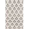 This item: Thompson Grove Ivory Rectangular: 7 Ft. 6 In. x 9 Ft. 6 In. Rug