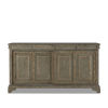 This item: Billings Gray 71-Inch Cabinet