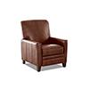 This item: Kenmore Chestnut Push Back High Leg Reclining Chair