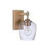 This item: Stellen Satin Brass One-Light Wall Sconce