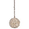 This item: Roxx Gold One-Light Mini Pendant