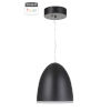 This item: Studio Flat Black LED Pendant