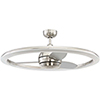 This item: Anillo Brushed Polished Nickel Ceiling Fan with LED Light