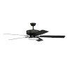 This item: Pro Plus Flat Black 52-Inch LED Ceiling Fan