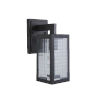 This item: Deka Midnight 12-Inch Outdoor Wall Sconce