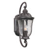 This item: Frances Bronze One-Light Small Outdoor Wall Mount