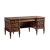 This item: Richmond Hill Cherry Wesley Desk