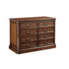 This item: Richmond Hill Cherry Lanier Lateral File Chest