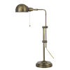 This item: Pharmacy Antique Brass One-Light Desk lamp