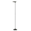 This item: Foggia Dark Bronze LED Floor lamp