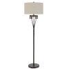 This item: Kircaldy Black Iron One-Light Floor lamp