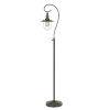 This item: Vigo Dark Bronze One-Light Floor lamp