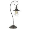 This item: Vigo Dark Bronze One-Light Table lamp