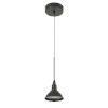 This item: Kampia Dark Bronze Integrated LED Mini Pendant