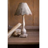 This item: White Wash One-Light Table Lamp