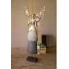 This item: Multicolor Painted Metal Angel