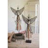 This item: Multicolor Angel Figurine, Set of 2