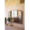 This item: Antique Galvanized 48-Inch Wall Mirror