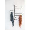 This item: Metal Rotating Wall Towel Bars