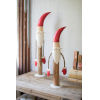 This item: Multicolor Painted Wooden Santa, Set of 2