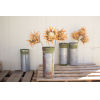 This item: Multi-Colored Reclaimed Military Canister