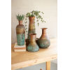 This item: Copper Two-Toned Vase, Set of 4