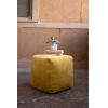 This item: Honey Velvet Pouf