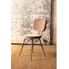 This item: Cobblestone Velvet Dining Chair with Iron Frame