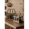 This item: Wood and Glass Terrarium, Set of 2